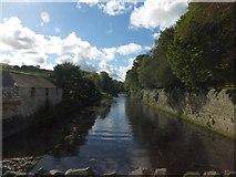 D3115 : The river at Glenarm by David Smith