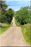 SK2558 : Bonsallmoor Lane by Mick Garratt