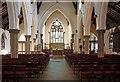 TQ5188 : St Edward the Confessor, Market Place, Romford - East end by John Salmon