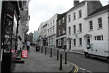 SM9515 : Banks in the High Street by Ant Basterfield