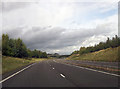 SJ3818 : Nesscliffe by pass south of footbridge by John Firth