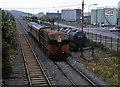 W7072 : Train at Tivoli by The Carlisle Kid