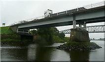 SK8174 : Dunham Bridge by Graham Horn