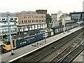 NY4055 : Railway Station, Carlisle by Dave Hitchborne