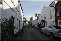 SU7682 : Wharfe Lane by Bill Nicholls