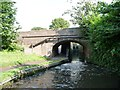 SO8379 : Wolverley bridge, no 20 by Christine Johnstone