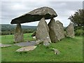 SN0937 : Pentre Ifan Burial Chamber by Oliver Dixon