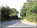 SU9983 : Framewood Road at the junction of Rowley Lane by David Howard