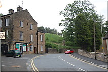 SJ9690 : The Market Place, Compstall by Trevor Harris
