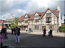 SP2055 : Shakespeare's Birthplace and Museum by Jeremy Bolwell