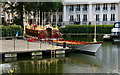 TQ3380 : 'Gloriana' in St.Katharine Docks, London by Peter Trimming