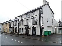 SN8746 : The Stonecroft Inn, Llanwrtyd Wells by Jaggery