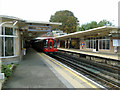 TQ1187 : Eastcote station by Robin Webster