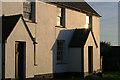 SV8708 : Coastguard cottages by David Lally