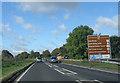 SE6651 : A1079  toward  York by Martin Dawes
