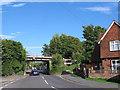 TQ3953 : Bluehouse Lane railway bridge by Stephen Craven