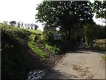 SD7217 : Edge Lane, Entwistle by Philip Platt