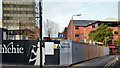 J3373 : Hotel site, Dublin Road, Belfast (5) by Albert Bridge