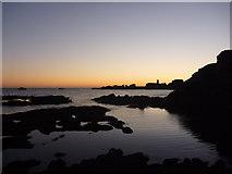 NT6779 : Coastal East Lothian : Daybreak at Dunbar by Richard West