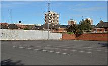 J3375 : Frederick Street car park, Belfast (1) by Albert Bridge