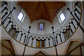 TQ3181 : Dome, Temple Church, London EC4 by Christine Matthews
