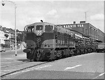 W6872 : Cork City railway 1975 - 2 by The Carlisle Kid