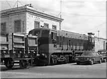 W6871 : Cork City railway 1975 - 7 by The Carlisle Kid