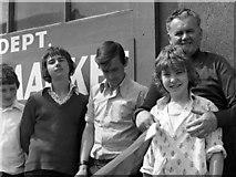 W6872 : Cork City railway 1975 - 14 by The Carlisle Kid
