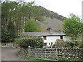 NY3914 : Greenbank  Farm  built  1677 by Martin Dawes