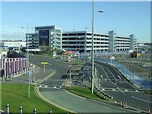 NT1473 : Edinburgh Airport by Thomas Nugent