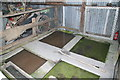 SX7981 : Kelly Mine - settling tanks by Chris Allen