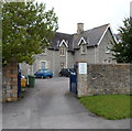 ST6279 : The Old Vicarage, Stoke Gifford by Jaggery