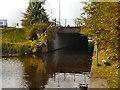SD8911 : Rochdale Canal, Bridge 62b (Edinburgh Way Tunnel) by David Dixon