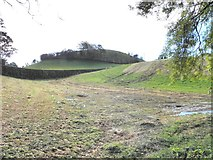 H5366 : Rolling hills, Beragh by Kenneth  Allen