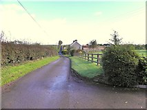H5366 : Laragh Road, Beragh by Kenneth  Allen
