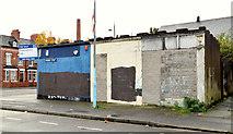 J3574 : Nos 57-63 Templemore Avenue, Belfast (2) by Albert Bridge