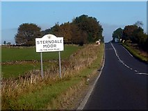 SK1068 : Approaching Sterndale Moor by Graham Hogg