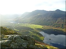 NY1618 : On Rannerdale Knotts by Michael Graham