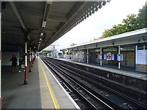 TQ1289 : Pinner underground station by Stacey Harris