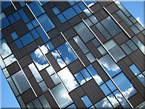 TQ3979 : Reflections at Green Place by Oast House Archive