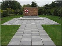SK1814 : The National Memorial Arboretum by M J Richardson