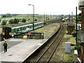 TA0509 : Railway Station, Barnetby-le-Wold by Dave Hitchborne