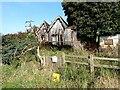 TF2482 : Dilapidated house near Donington on Bain by Oliver Dixon