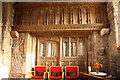 SK8065 : Mering Chapel screen by Richard Croft