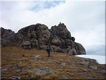 NJ1301 : Ben Avon - finally reaching the summit by Alan O'Dowd