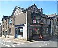 SH7045 : Corner of High Street and Glynllifon Street, Blaenau Ffestiniog  by Jaggery