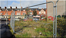 J3673 : Vacant site, Beersbridge Road, Belfast (October 2012) by Albert Bridge