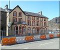 SH7045 : Queen's Hotel to let, Blaenau Ffestiniog by Jaggery