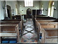 ST5906 : Inside St Mary, Melbury Bubb (iv) by Basher Eyre