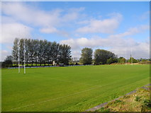 SD9201 : Manor Park Pitch - Oldham R.U.F.C by John Topping